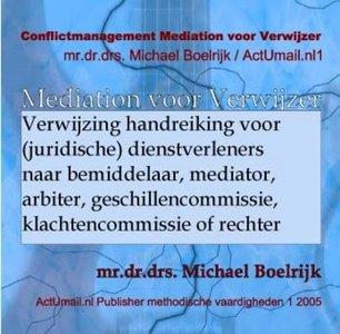 Mediation voor Verwijzers